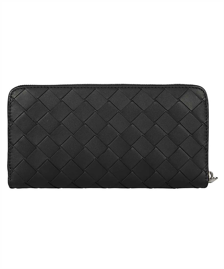 Bottega Veneta 593217 VCPQ4 ZIP-AROUND Wallet 2