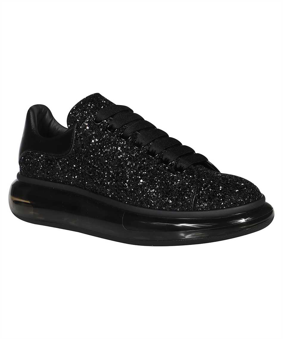 Alexander McQueen 634612 W4NH1 GLITTER OVERSIZED Sneakers 2