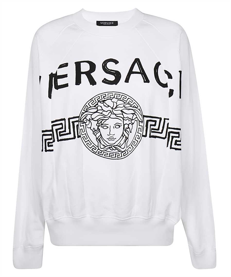 Versace A87501 A231242 MEDUSA LOGO Felpa 1