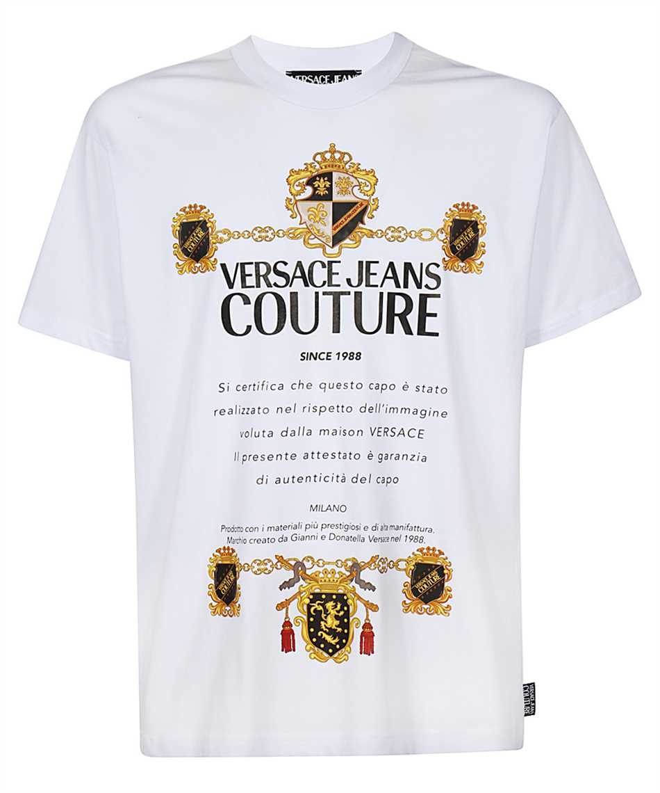 Versace Jeans Couture B3GZB7TL 30319 T-shirt 1