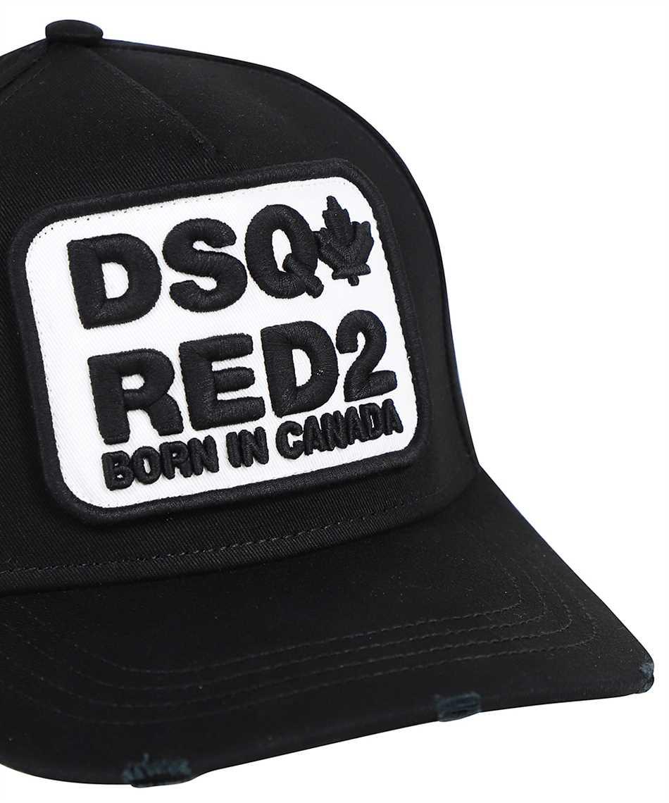 Dsquared2 BCM0498 05C00001 D2 PATCH Cap 3