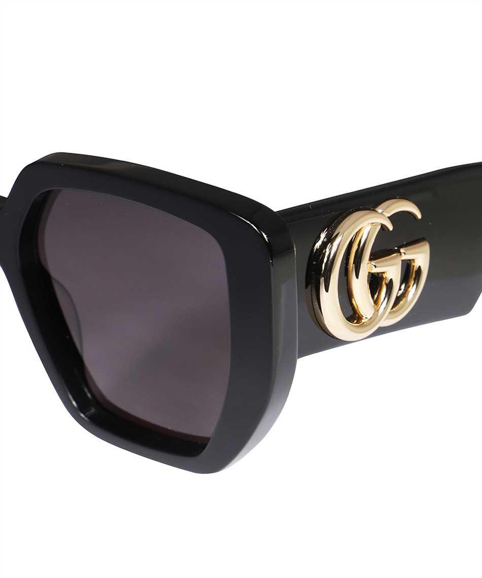 Gucci 663746 J0740 RECTANGULAR-FRAME Sunglasses 3