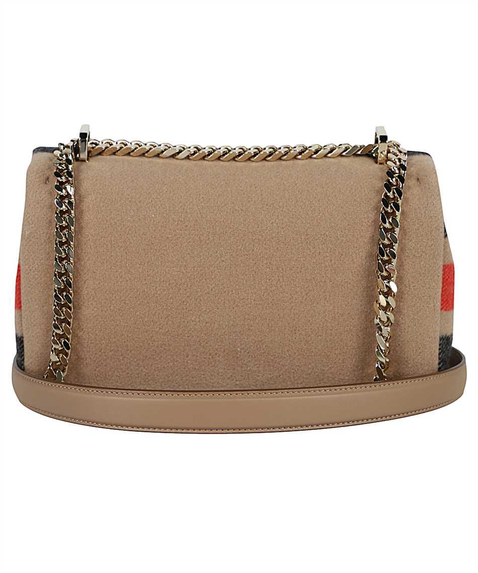 Burberry 8036797 SMALL STRIPED WOOL LOLA Bag 2