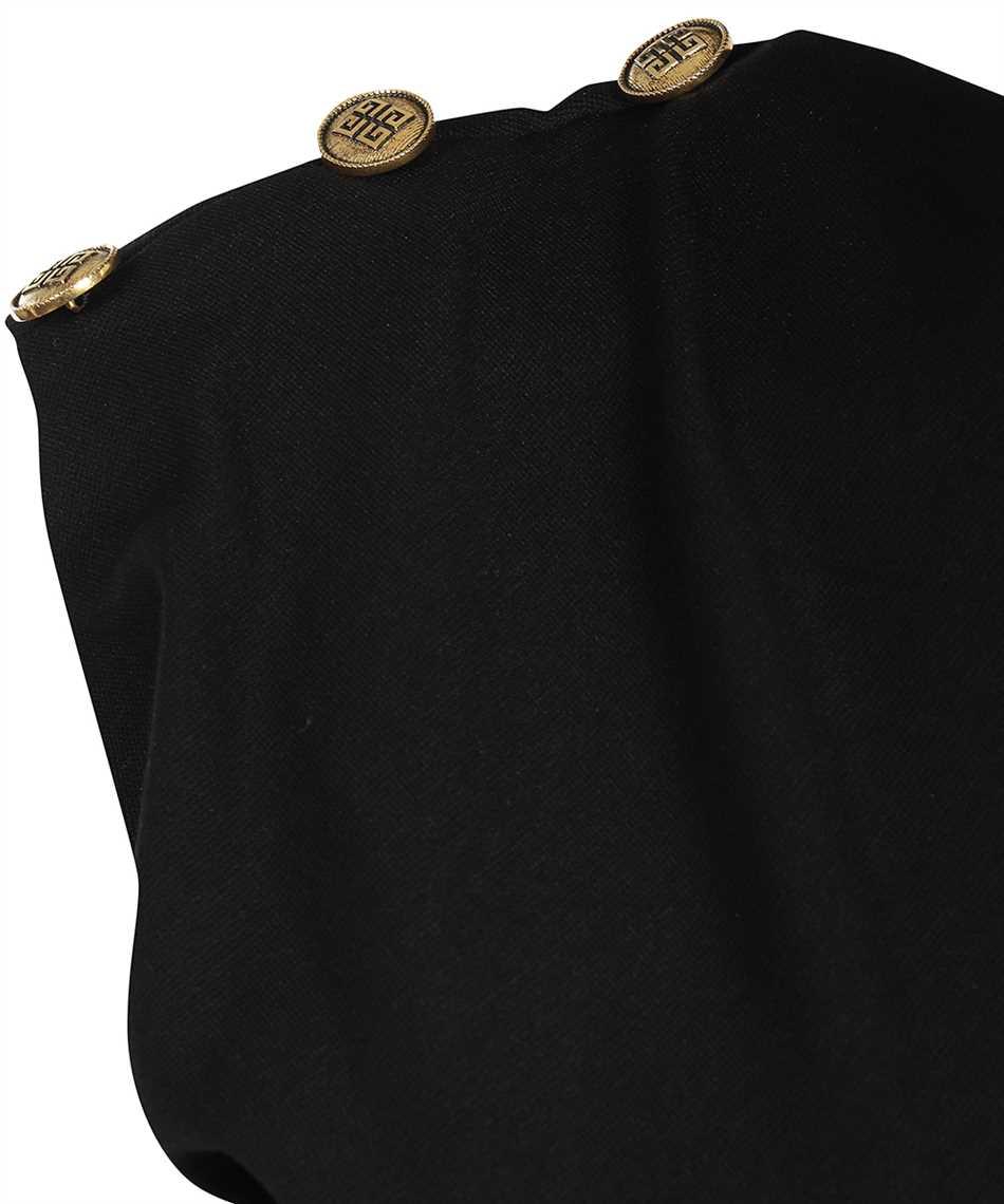 Givenchy BW20YN30J6 ASYMMETRICAL Dress 3