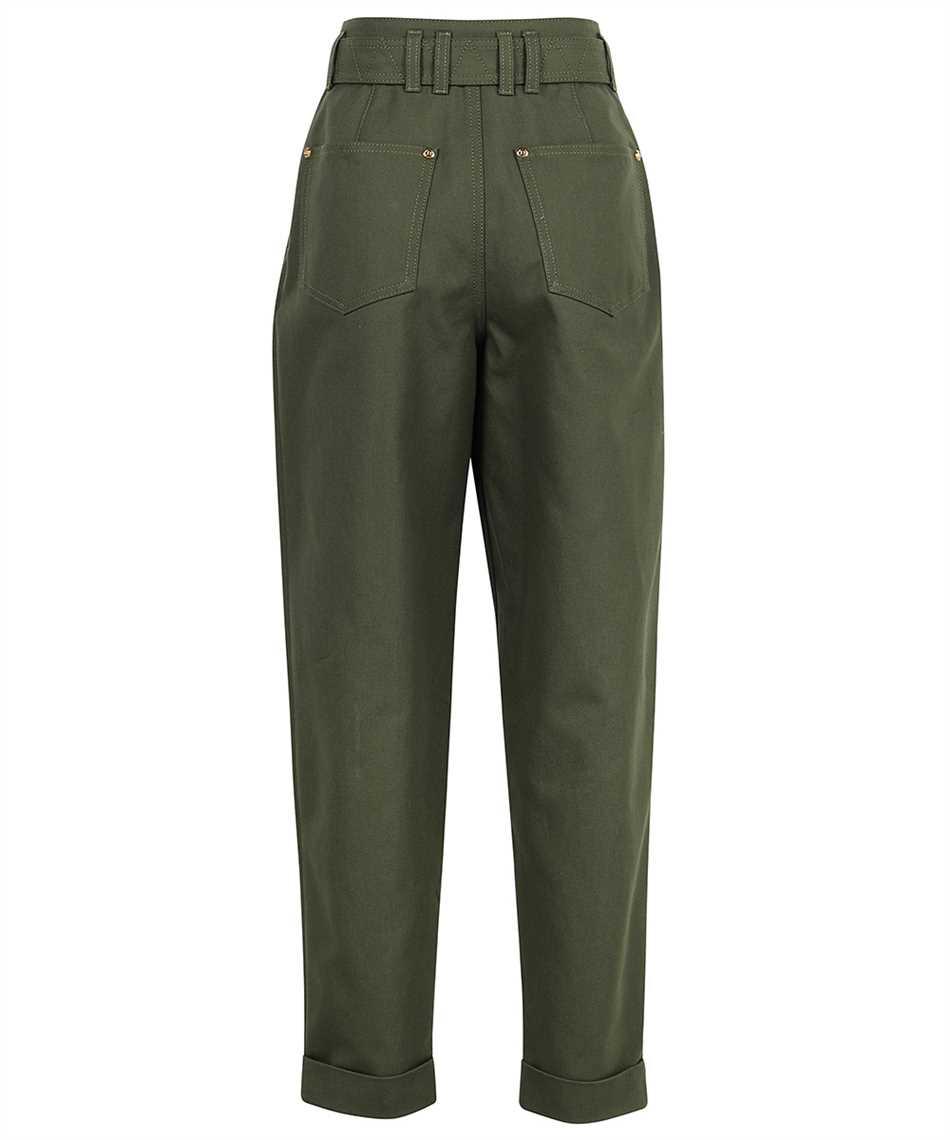 Balmain WF0MH021D152 BELTED BOYFRIEND Jeans 2