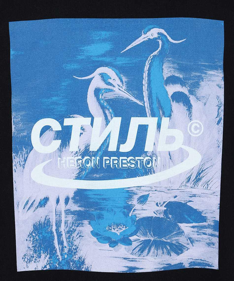Heron Preston HMAA020R21JER001 HALO T-shirt 3