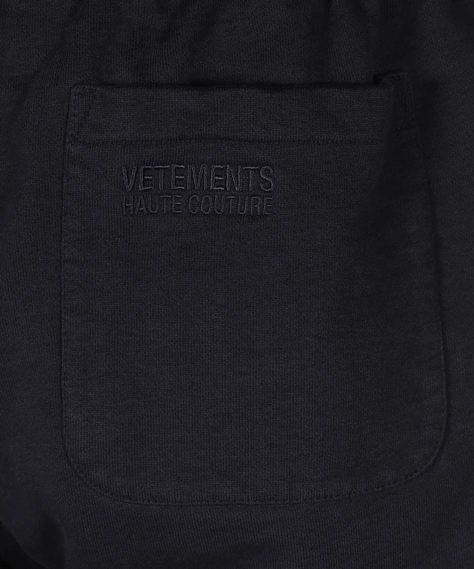 Vetements ME51PA900N LOGO HAUTE COUTURE Trousers 3