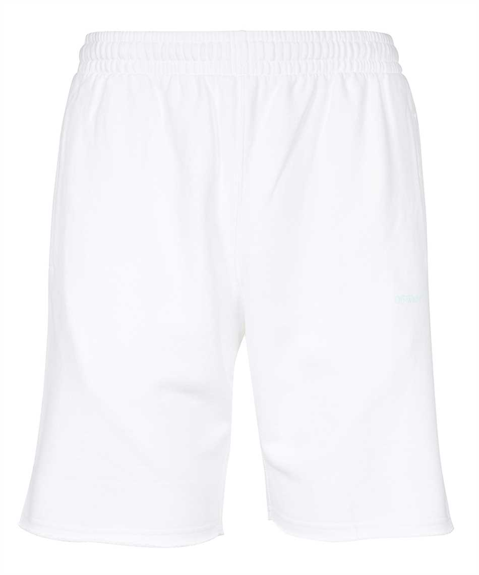Off-White OMCI006F21FLE007 MARKER Shorts 1