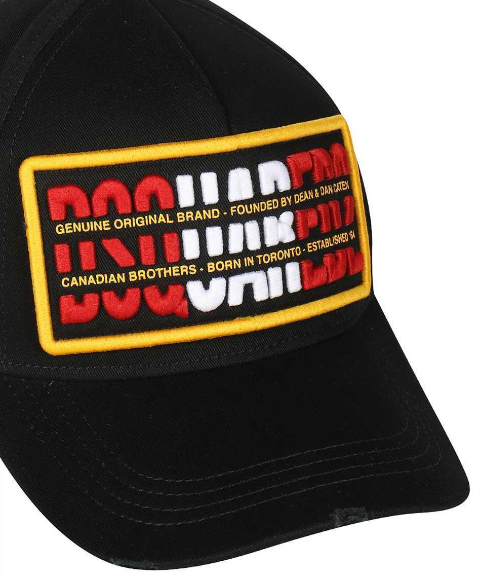 Dsquared2 BCM0244 05C00001 BASEBALL Cappello 3