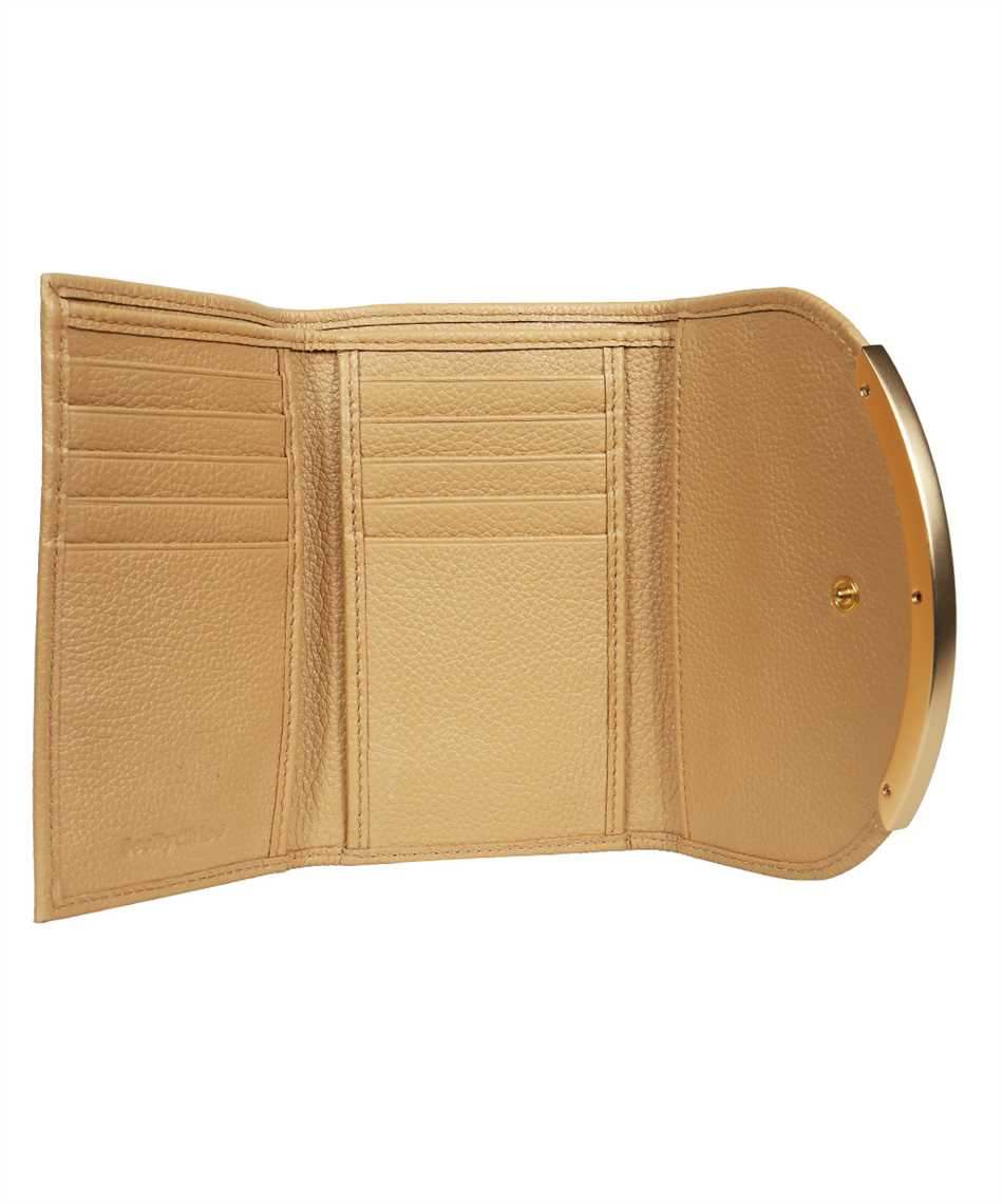 See By Chloè CHS17WP781349 LIZZIE COMPACT Wallet 3