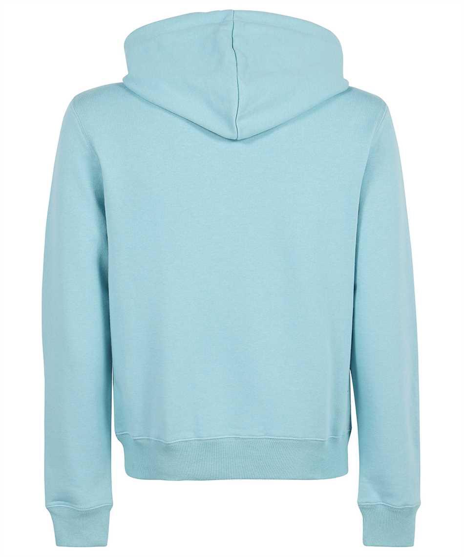 Lanvin RM HO0010 J008 A21 EMBROIDERED LOGO Kapuzen-Sweatshirt 2
