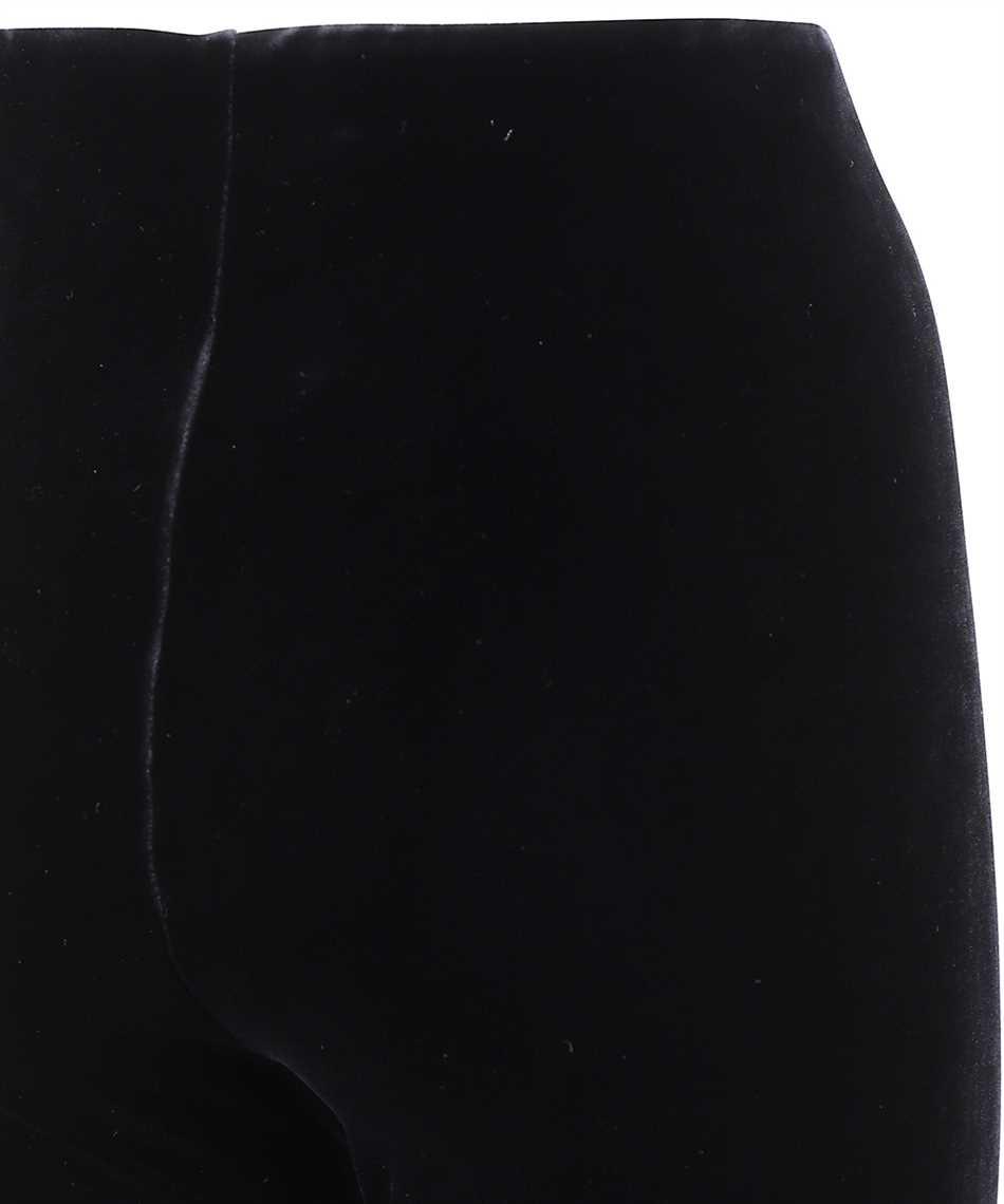 Saint Laurent 662846 Y3D02 VELVET Pantalone 3