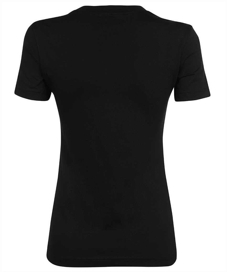 Versace Jeans Couture 71HAHT02 CJ00T LOGO GLITTER T-shirt 2