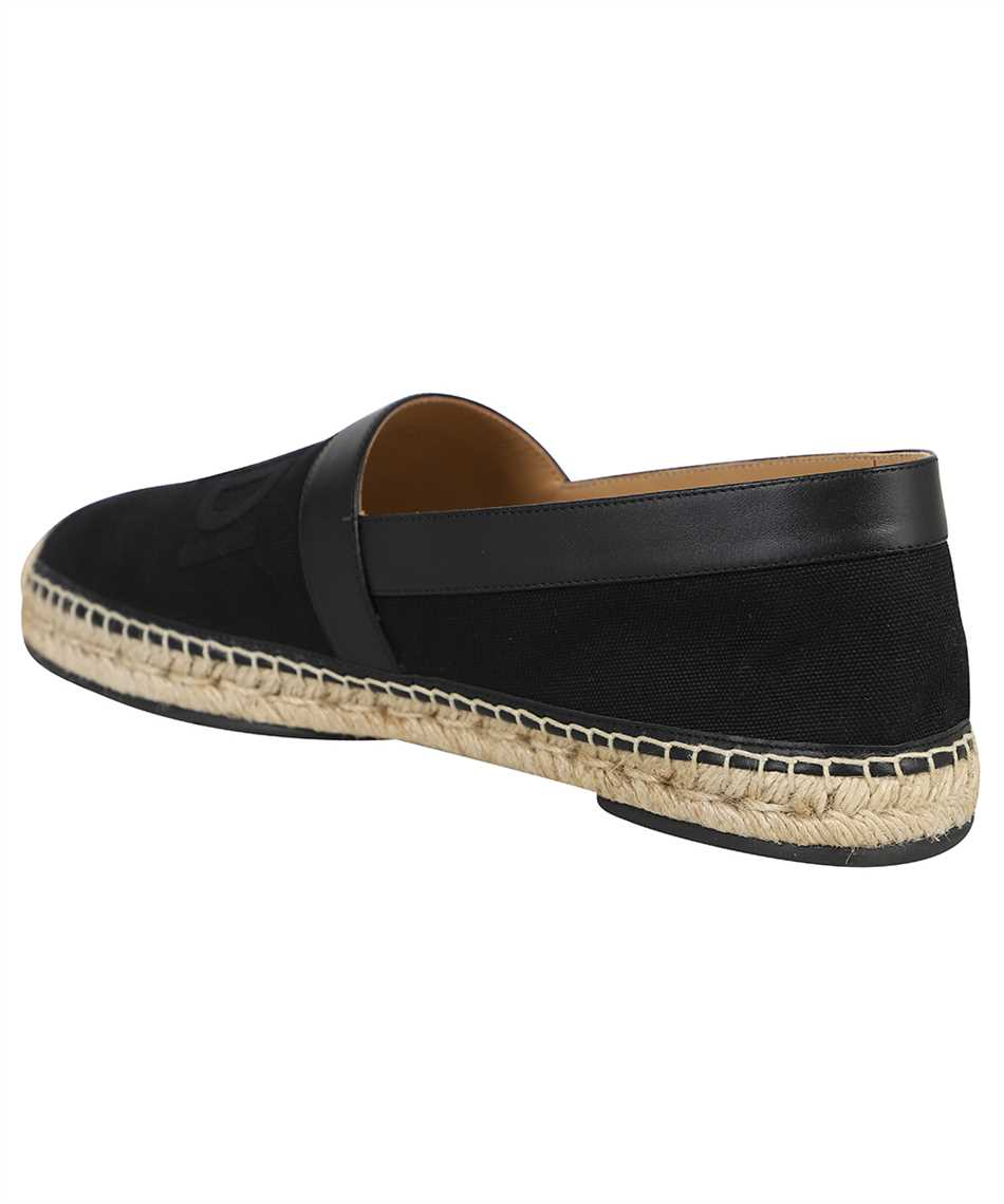 Fendi 7P1409 AF5U EMBROIDERED Espadrilles 3