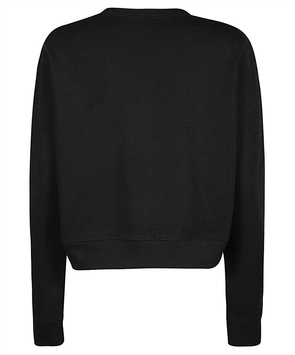 Don Dup F207 KF0136D XXX LOGO PATCH Sweatshirt 2