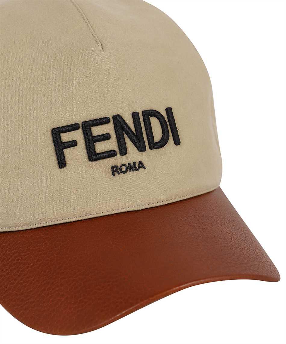 Fendi FXQ771 AFHB BASEBALL Cappello 3