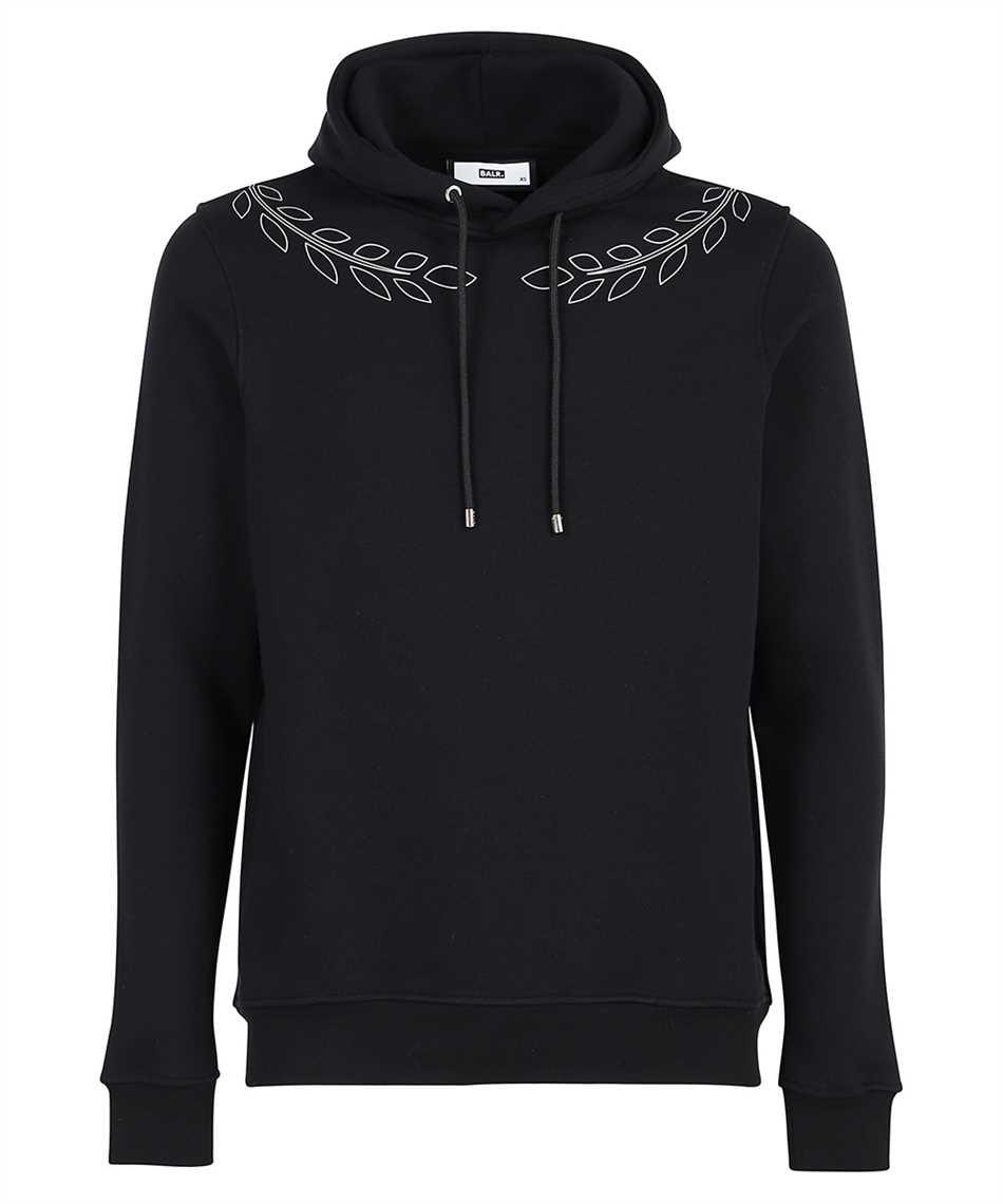 Balr. OlafStraightReflectiveWreathHoodie Kapuzen-Sweatshirt 1