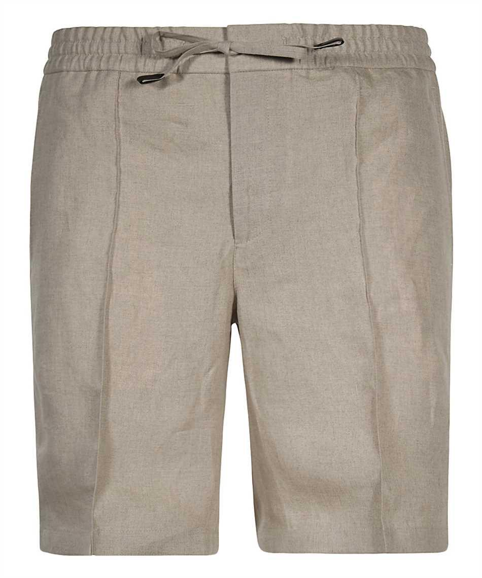 Brioni RPP10L P6114 SYDNEY LINEN TROPICAL Shorts 1