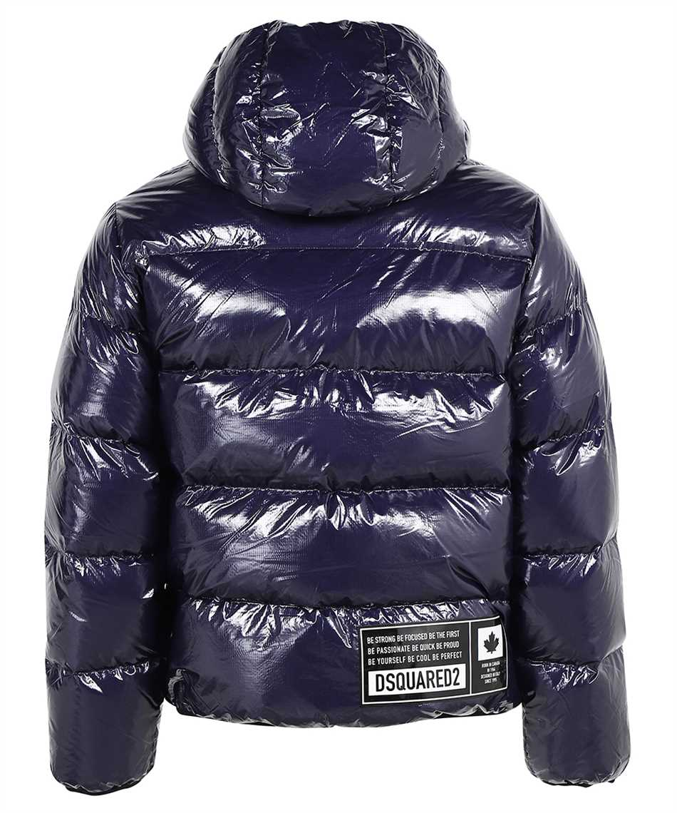 Dsquared2 S74AM1201 S54056 DSQ2 PUFFER Jacket 2