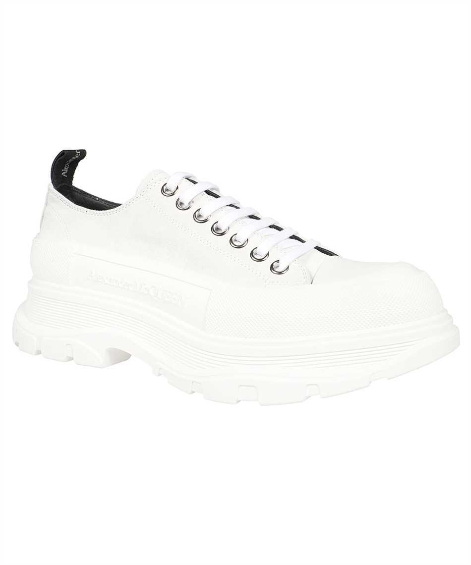 Alexander McQueen 627225 WHBGU TREAD SLICK LACE-UP Sneakers 2