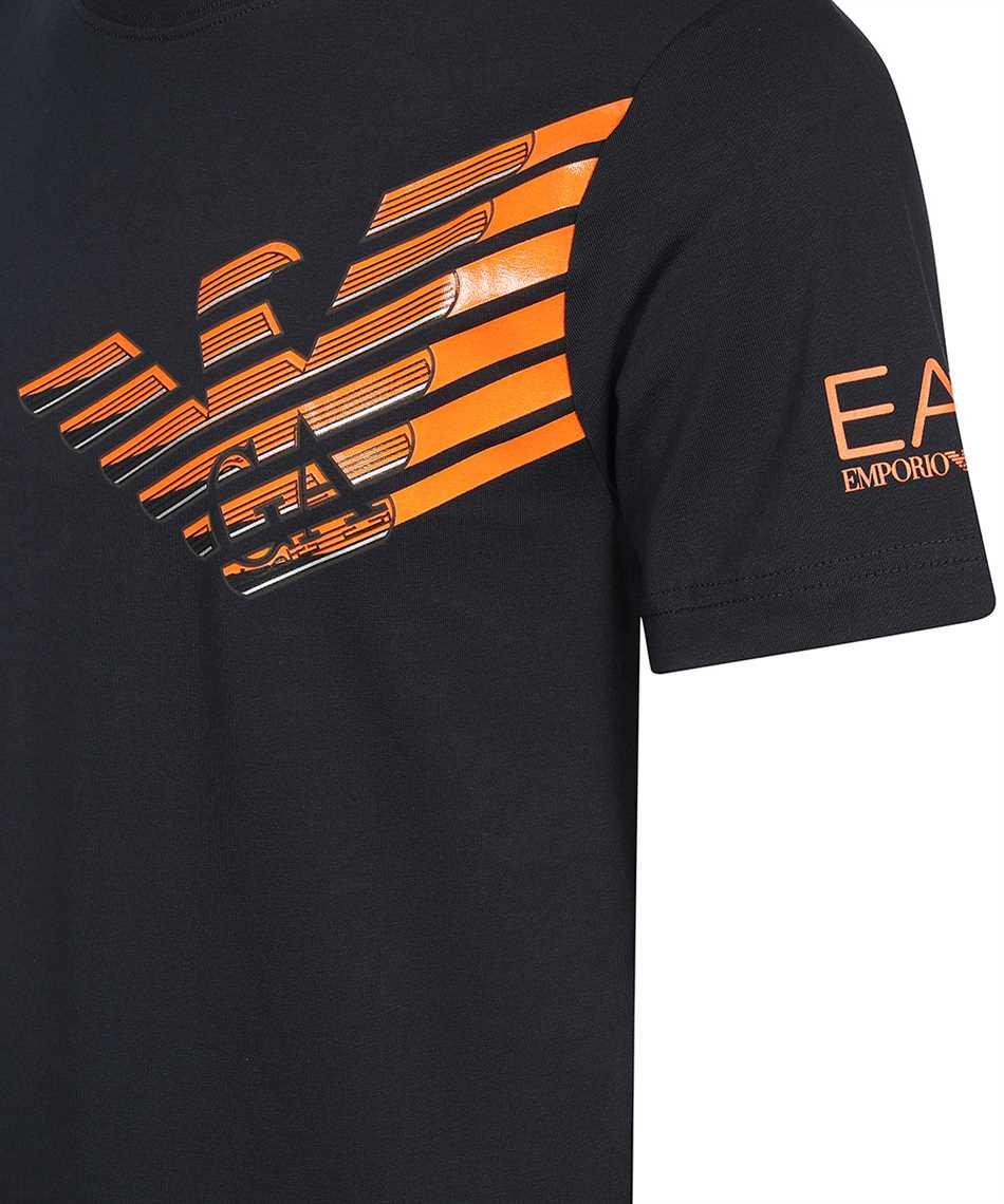 EA7 6KPT32 PJ9TZ GRAPHIC SERIES COTTON JERSEY T-shirt 3