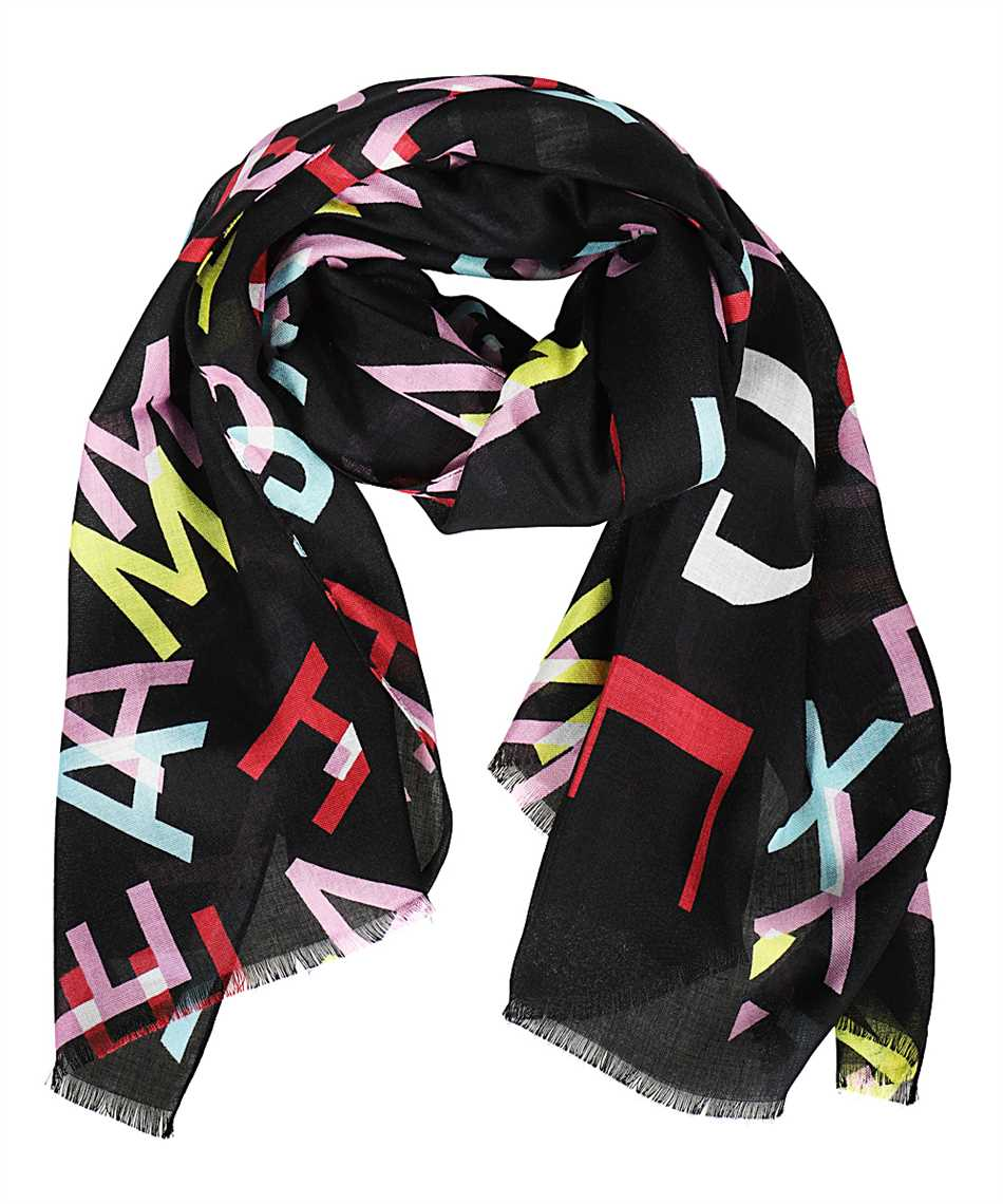 Armani Exchange 944102 0A817 WITH LETTERING Scarf 1