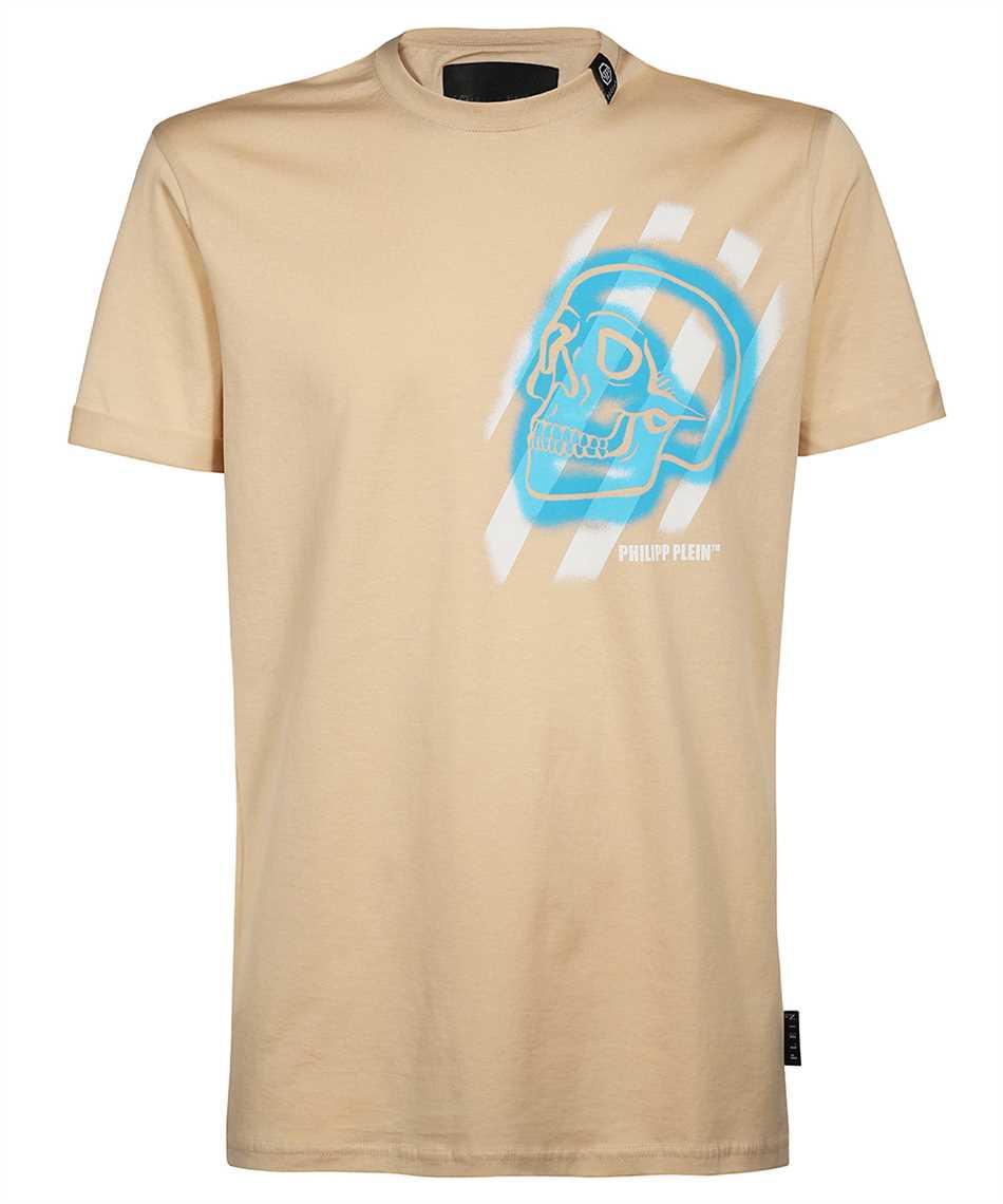 Philipp Plein FAAC MTK5270 PJY002N ROUND NECK SS T-Shirt 1