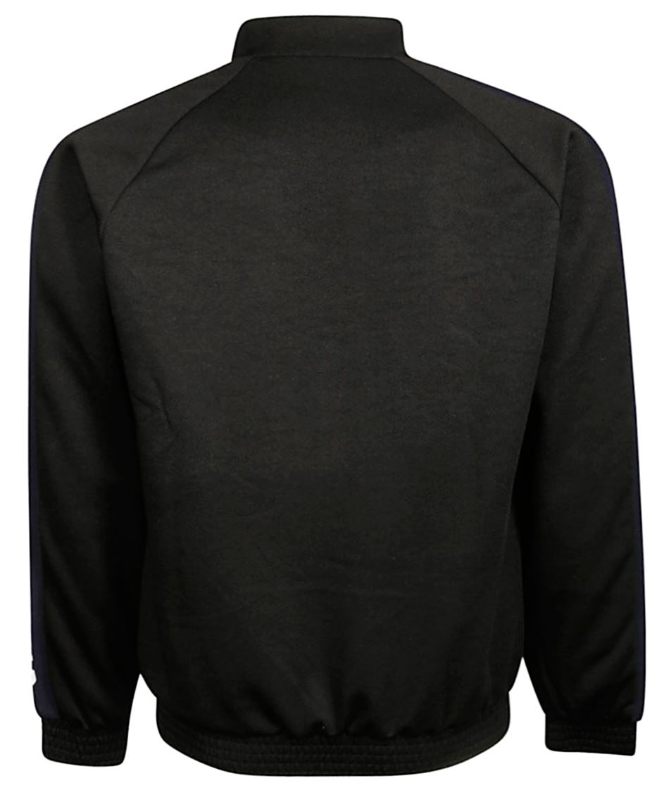 Jacket Schwarz Balr JackeFrontreißverschluss Webbing Trimmed Loab 13J5lFcuTK