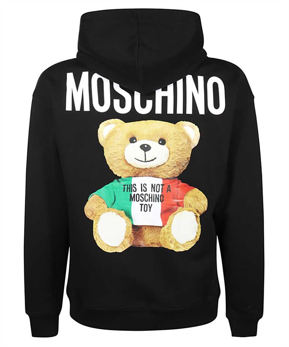 Moschino V1734 2027 ITALIAN TEDDY BEAR Hoodie 2