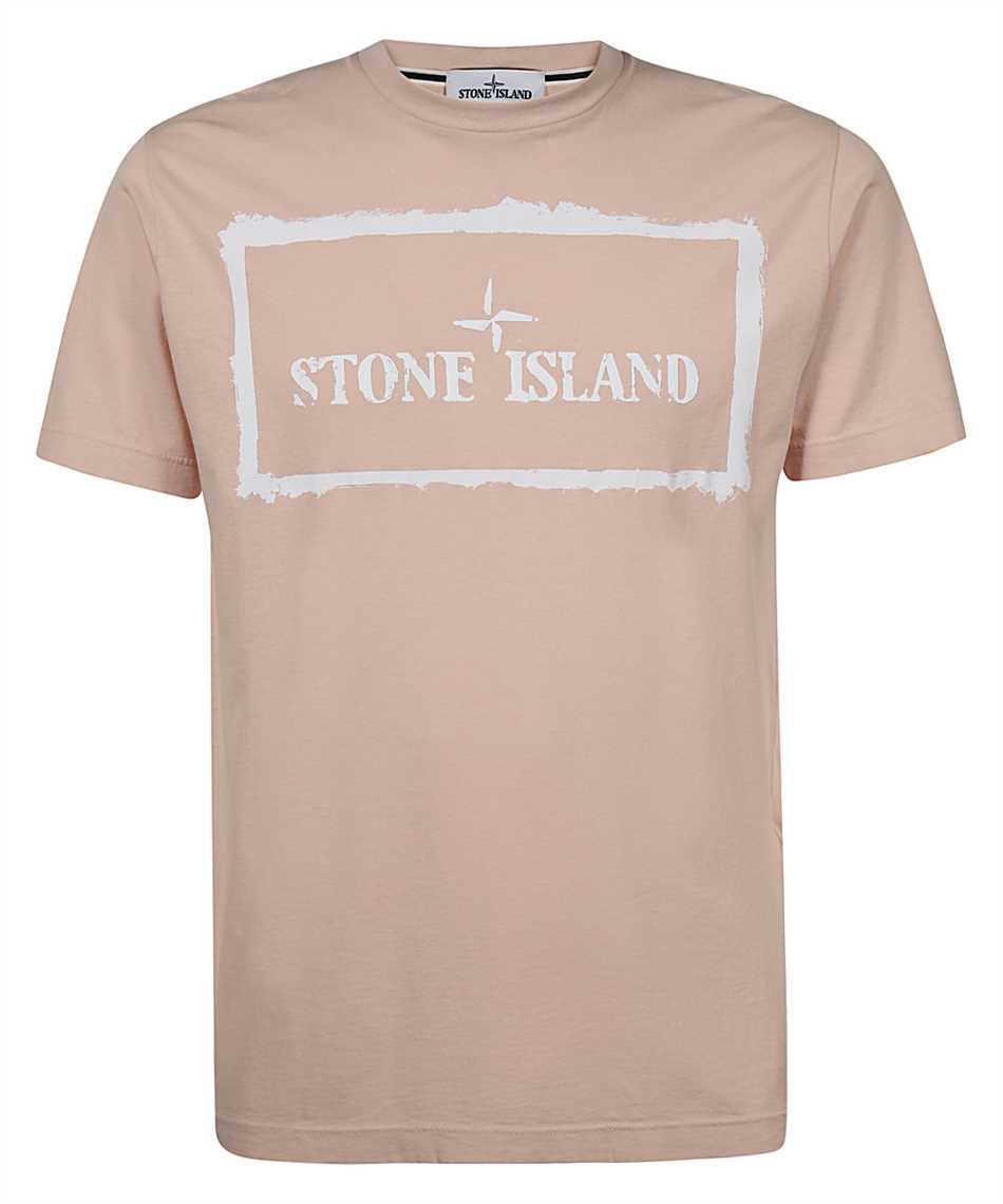 Stone Island 2NS80 STENCIL ONE T-shirt 1