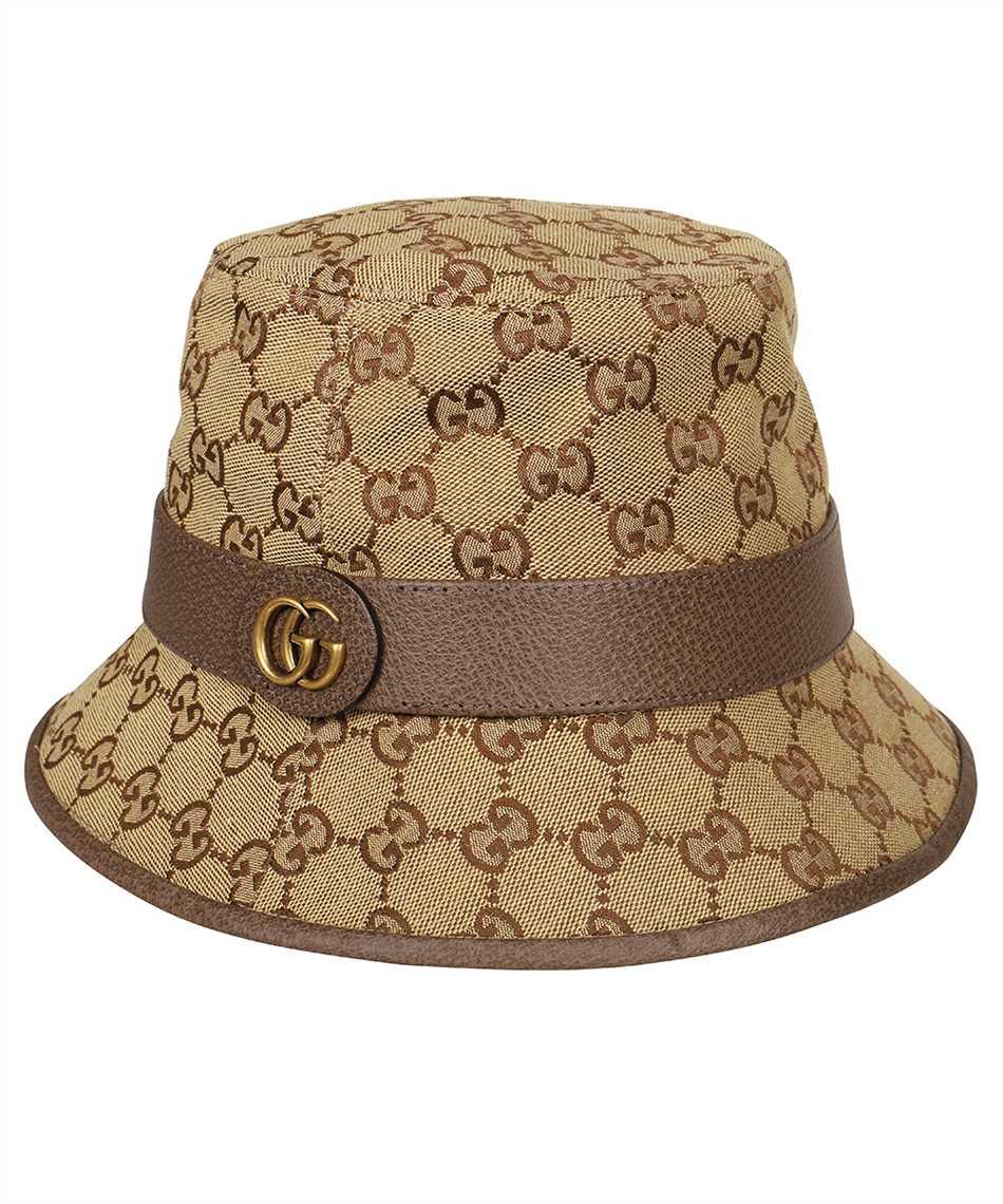 Gucci 576587-4HG62 GG CANVAS BUCKET Cappello 1
