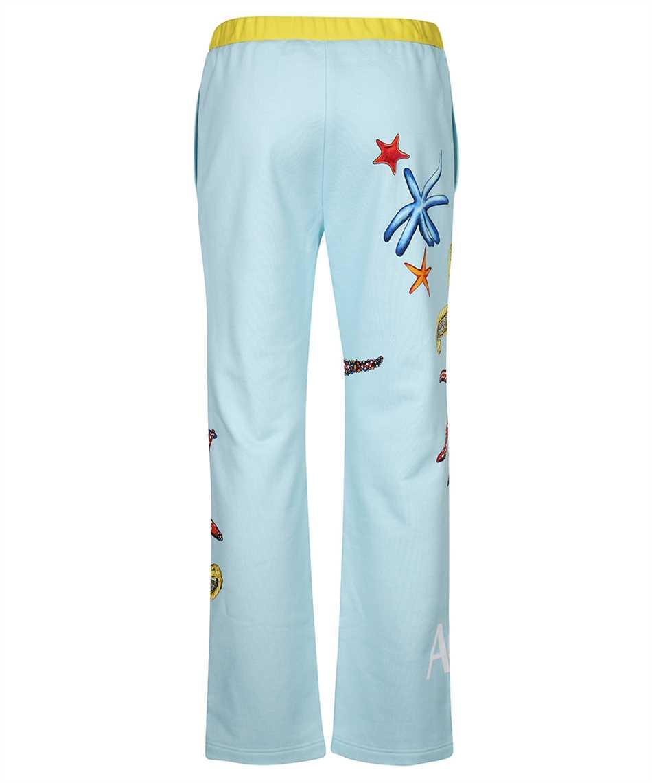 Versace A89336 1F01368 TRÉSOR DE LA MER PRINT Trousers 2