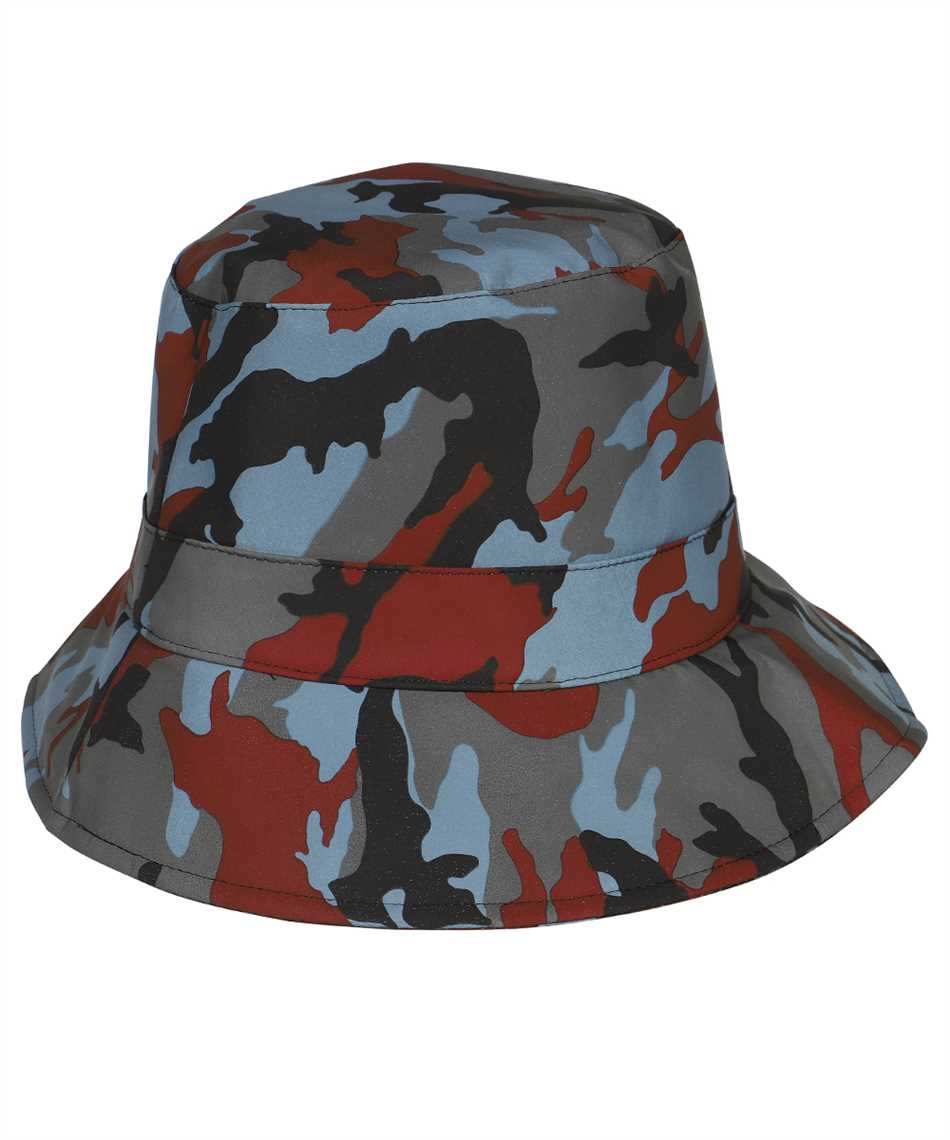 Dsquared2 HAM0021 11703887 CAMOUFLAGE NYLON BUCKET Hut 2