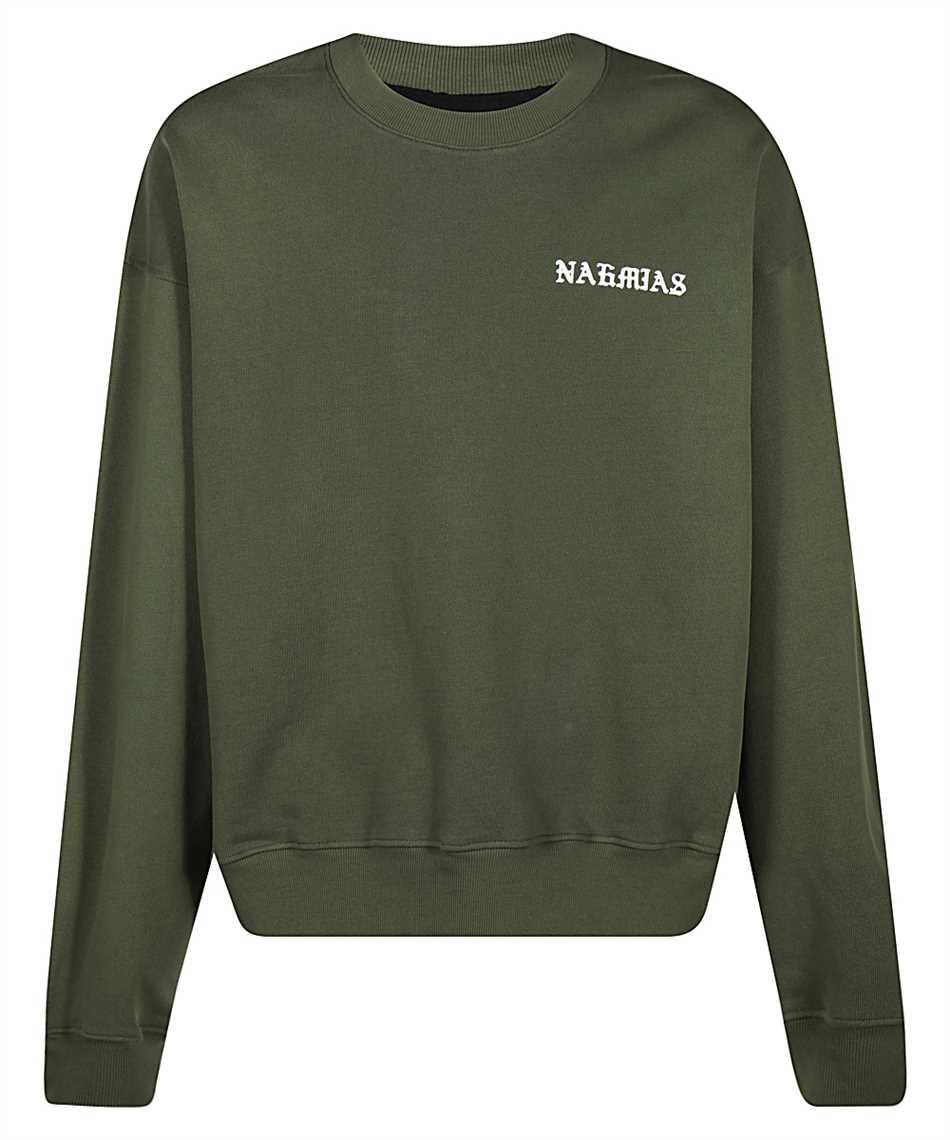 Nahmias NAHMIAS LOGO CREWNECK Sweatshirt 1