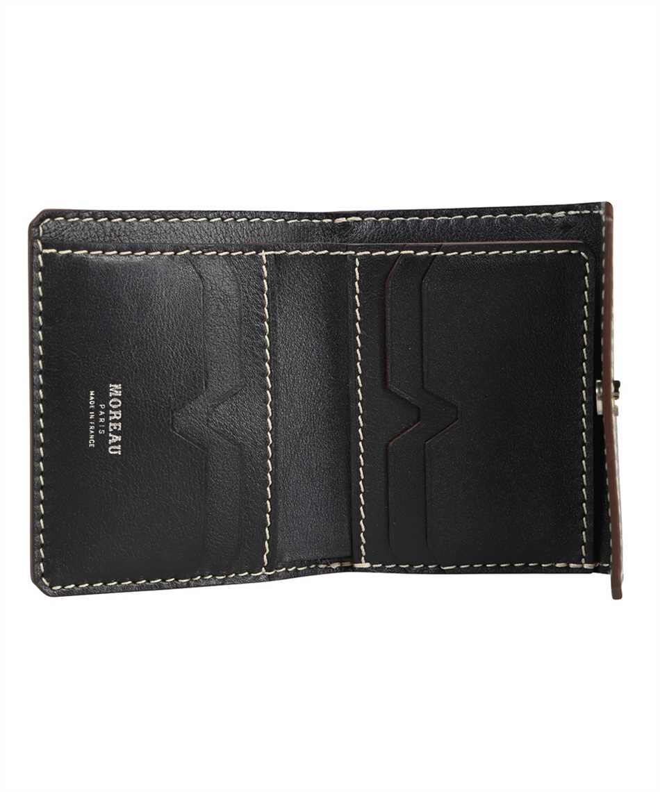 Moreau PB4C10IOSOSTSTA TWO BUTTONS Wallet 3