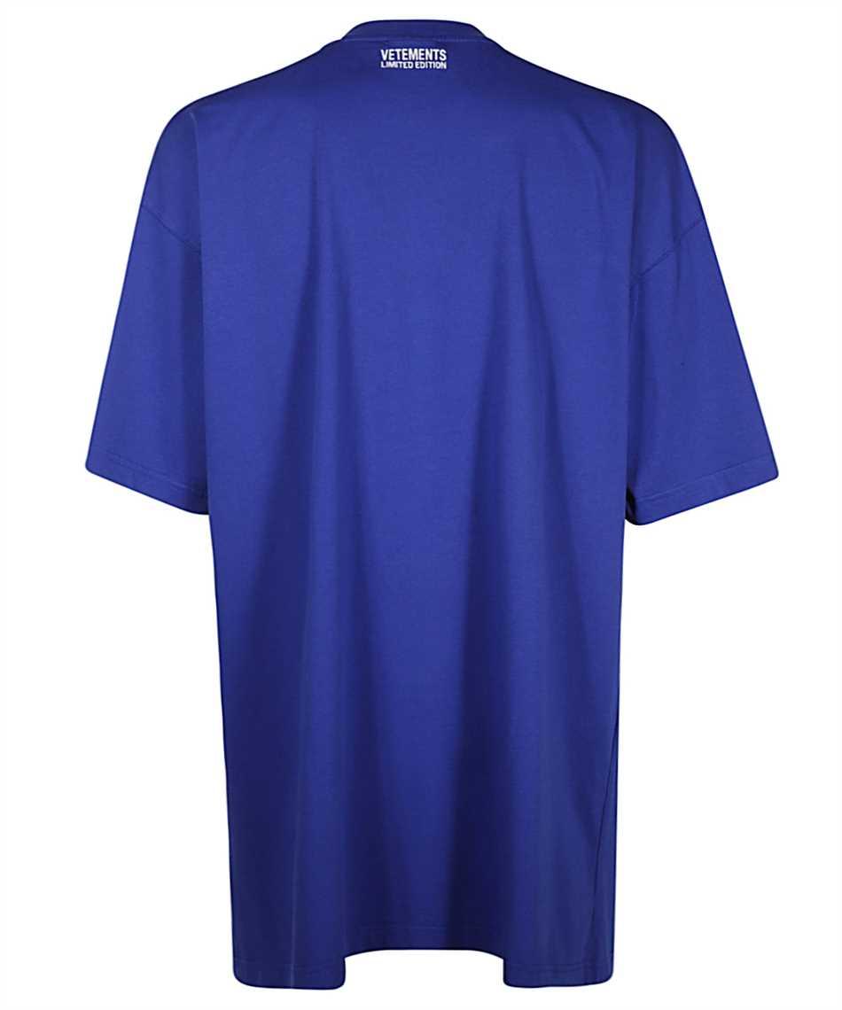 Vetements UE51TR430R ANTWERP LOGO T-Shirt 2