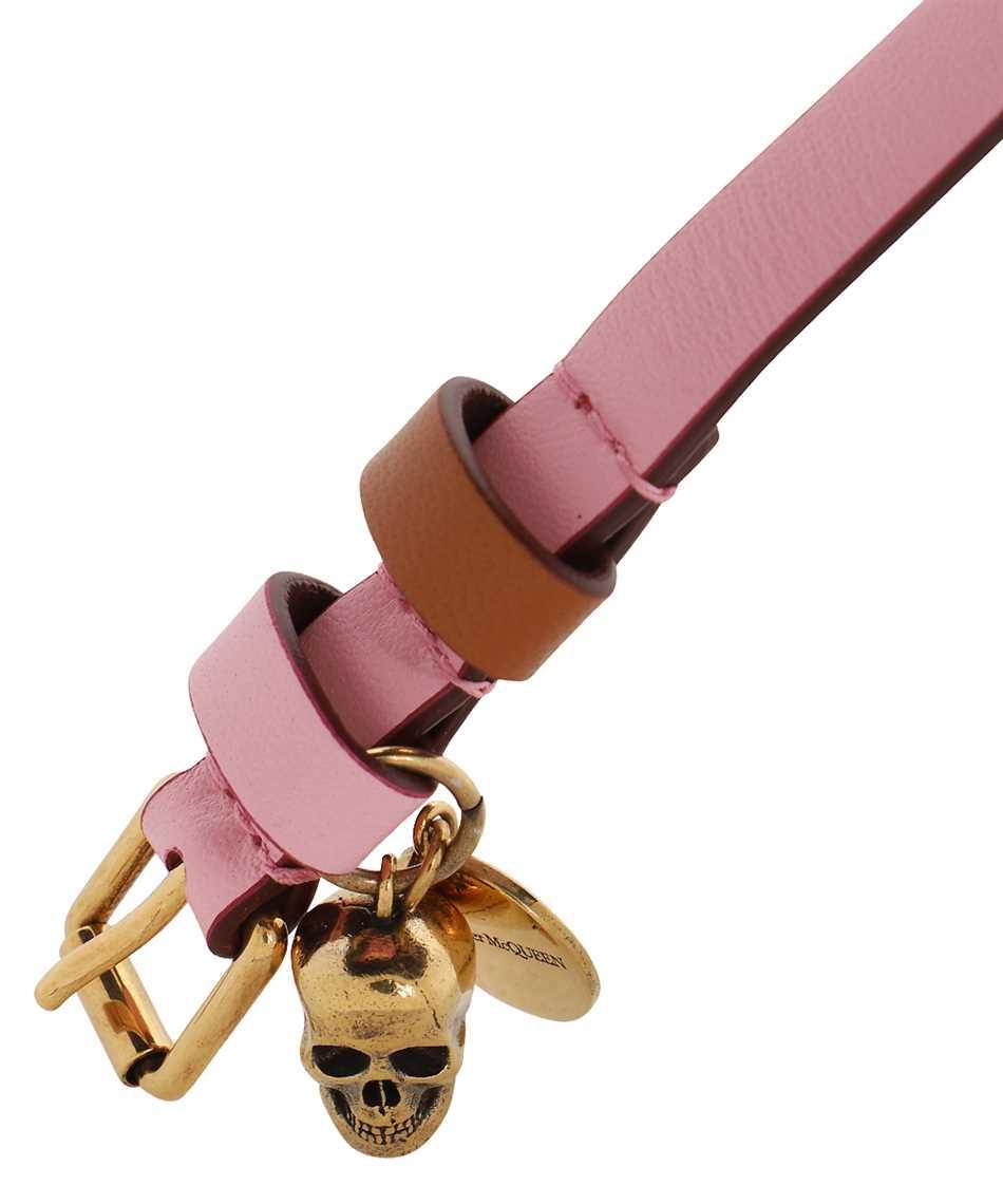 Alexander McQueen 630990 1AAC3 DOUBLE WRAP Bracelet 3