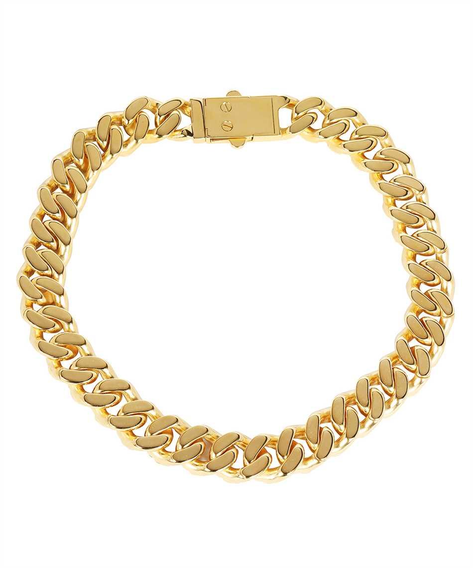 Saint Laurent 653346 Y1500 LIP LINKS CHAIN Halskette 2