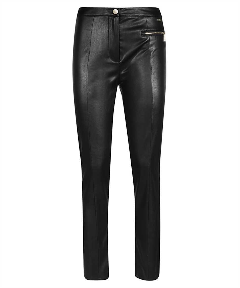Armani Exchange 6HYP11 YNKNZ FAUX LEATHER Trousers 1