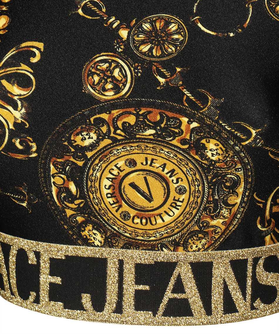 Versace Jeans Couture 71HAH218 JS008 PRINT BAROQUE BIJOUX T-shirt 3
