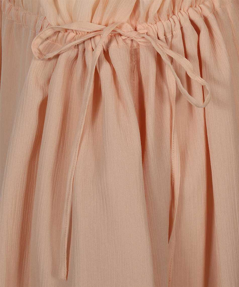 See By Chloè CHS21SRO15031 PINTUCK Kleid 3