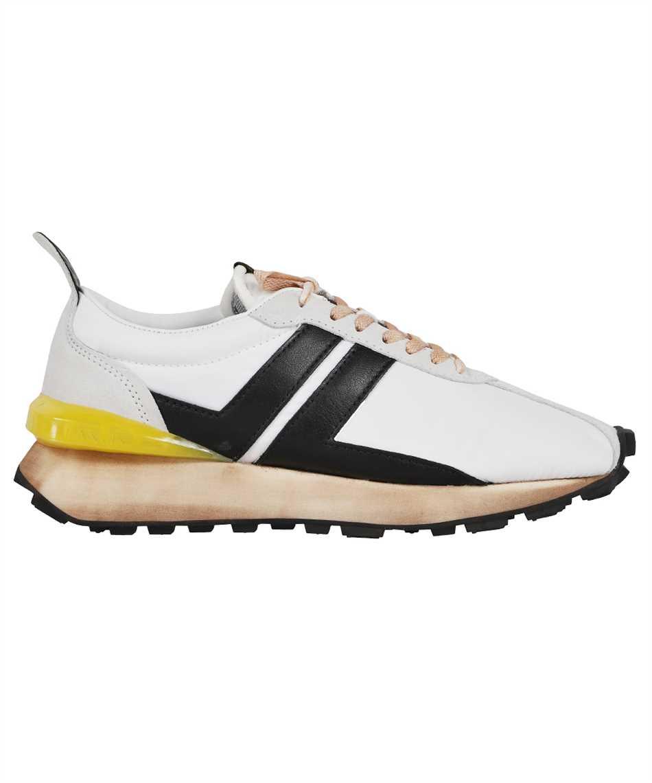 Lanvin FM SKBRUN NYL1 P21 BUMPR Sneakers 1