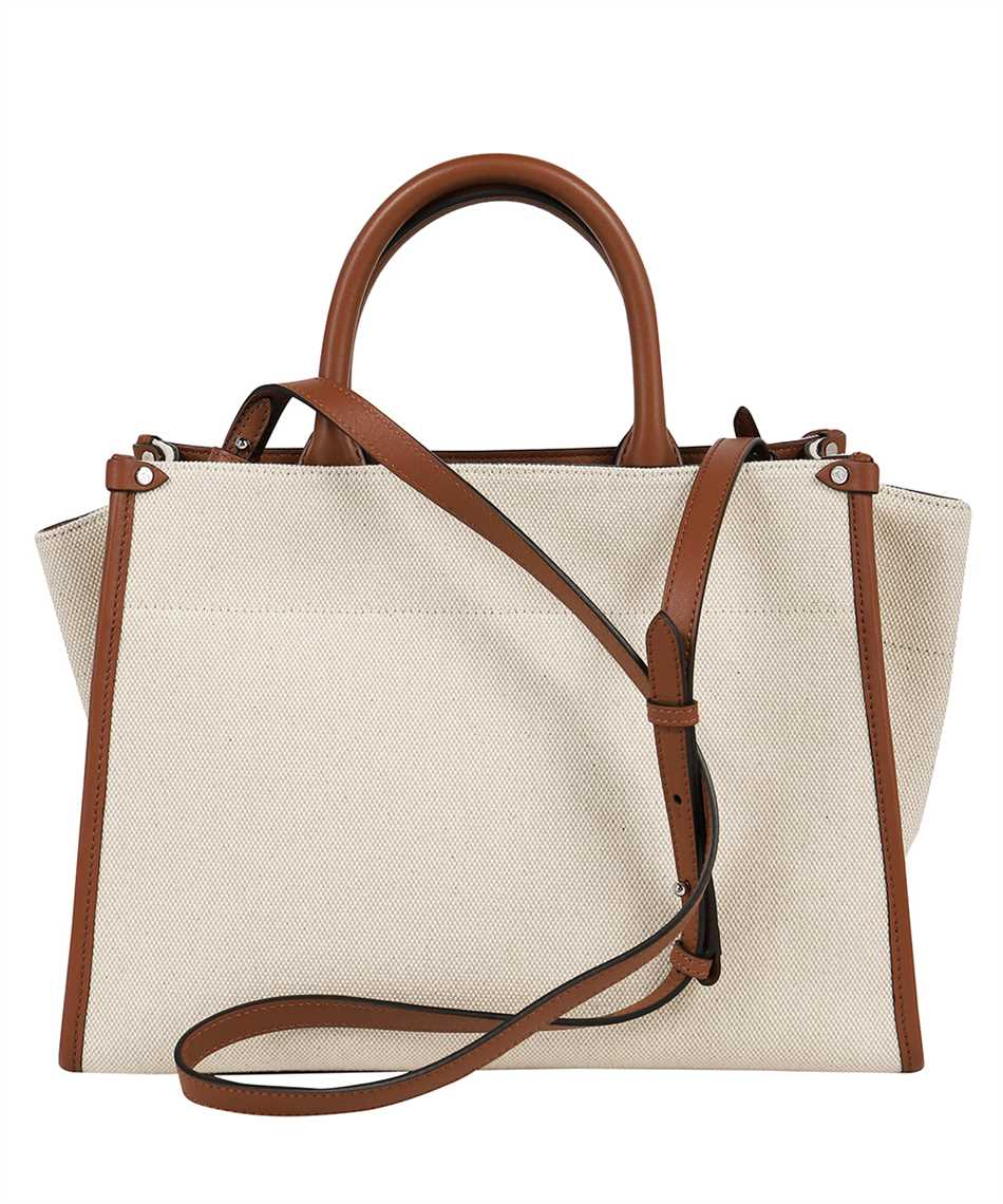 Lanvin LW BGTC01 CABR A21 EMBROIDERED CANVAS IN&OUT Tasche 2