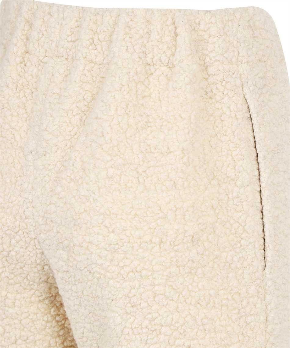 Off-White OWVG026F21FAB001 ATHL TEDDY Pantalone 3