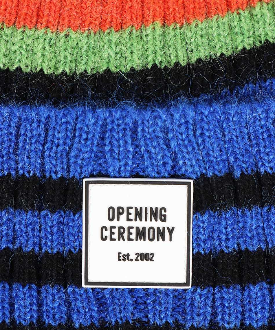 Opening Ceremony YMLC001F21KNI002 BOXLOGO PATCH Beanie 3