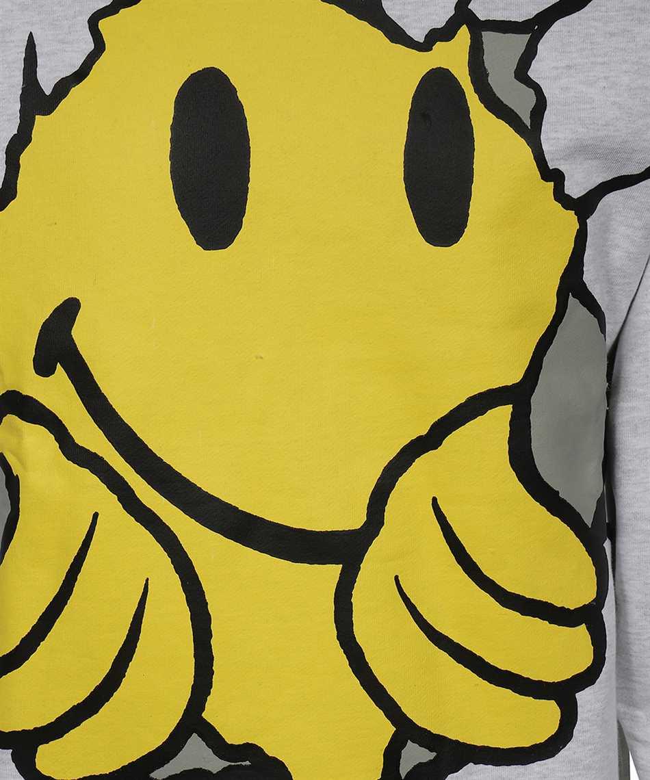 Chinatown Market 1960052 SMILEY DRY WALL BREAKER Sweatshirt 3