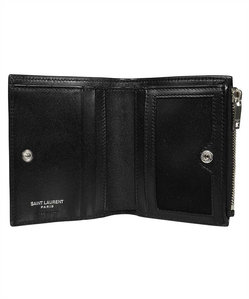 Saint Laurent 575726 0SX0E MONOGRAM ZIPPERED Card holder 3
