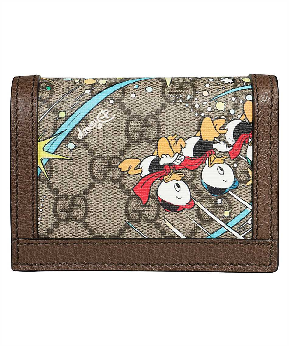 Gucci 648121 2M1AT DD ROCKET Porta carte di credito 2