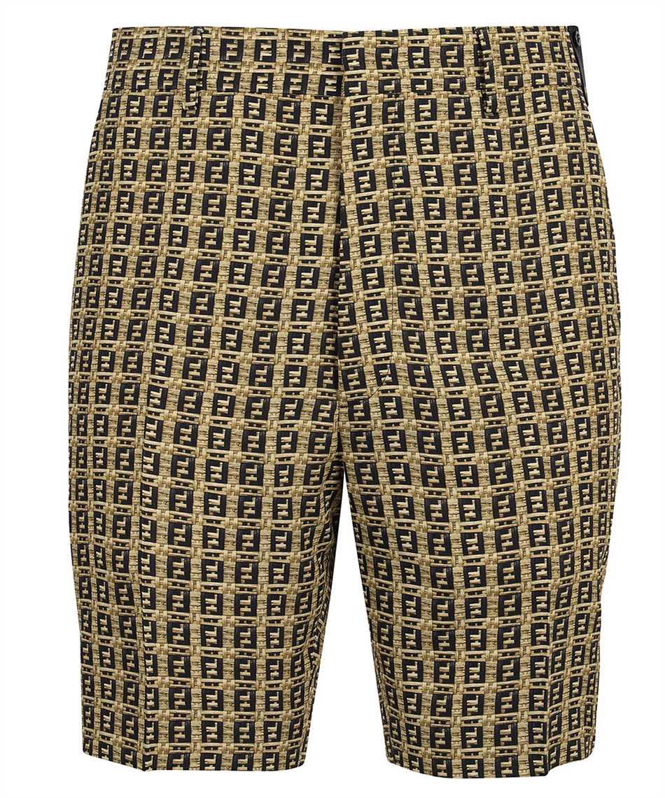 Fendi FB0521 AFEI FF MICRO PATTERN Shorts 1