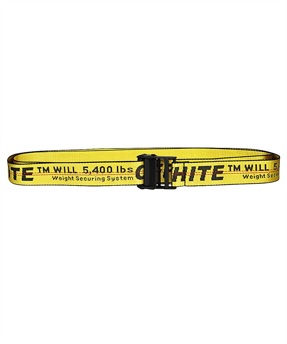 Off-White OMRB012R20647001 INDUSTRIAL Cintura 1